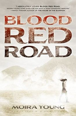 blood red road bookjacket