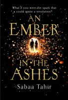 Book Cover: 'An Ember in the Ashes series ' by Sabaa Tahir