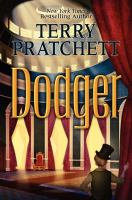 Book Cover: 'Dodger' by Terry Pratchett