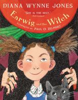 Book Cover: 'Earwig and the Witch' by Diana Wynne Jones