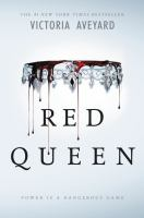 Book Cover: 'The Red Queen series' by Victoria Aveyard