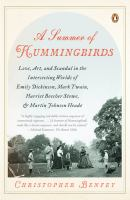 Summer of Hummingbirds
