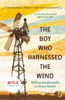 Boy Who Harnessed The Wind (Young Reader's Edition)