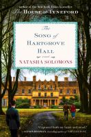 Song of Hartgrove Hall