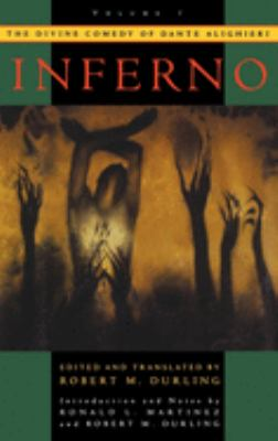 Cover Art: The Inferno. edited and trans. by Robert M. Durling