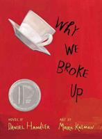 Book Cover: 'Why We Broke Up' by Daniel Handler