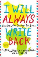 I Will Always Write Back