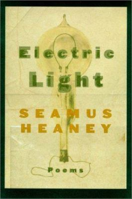 cover art: Electric Light by Seamus Heaney
