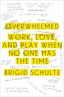 Overwhelmed: Work, Love, & Play When No One Has the Time