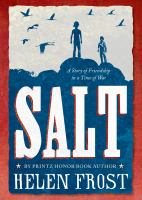 Salt: A Story of Friendship