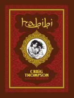 Book Cover: 'Habibi ' by Craig Thompson