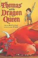 Book Cover: 'Thomas and the Dragon Queen' by Shutta Crum