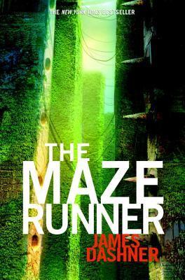 maze runner bookjacket