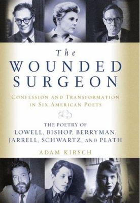 Cover Art: The Wounded Surgeon by Adam Kirsch