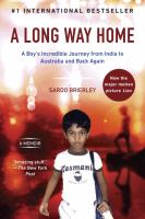 Long Way Home: A Memoir