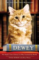 Dewey the Small-Town Library Cat Who Touched the World