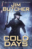 The Dresden Files series