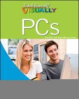 Book Cover: 'TEACH YOURSELF VISUALLY PCs' by Elaine Marmel