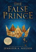 Book Cover: 'The False Prince (The Ascendance Trilogy)' by Jennifer Neilsen