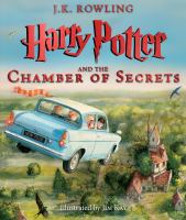 Harry Potter and the Chamber of Secrets (lllustrated ed.)