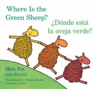 ¿Dónde está la oveja verde?