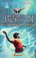 Lightning Thief; El Ladron del Rayo (en Español)