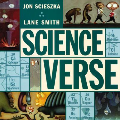 Cover Art: Science Verse