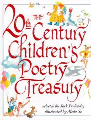 Cover Art: 20th Century Children's Poetry Treasury
