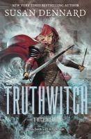 Book Cover: 'Truthwitch (Witchlands series)' by Susan Dennard