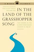 In the Land of the Grasshopper Song
