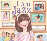 Book Cover: 'I Am Jazz' by Jessica Herthel and Jazz Jennings