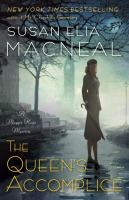The Queen's Accomplice (Maggie Hope mystery #6)