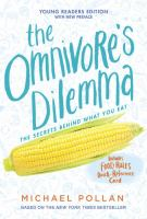 Omnivore's Dilemma: Young Readers Edition