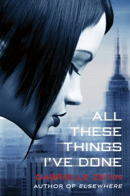 all these things i've done bookjacket