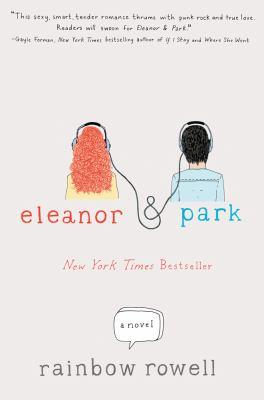 Eleanor & Park by Rowell Rainbow