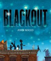 Book Cover: 'Blackout' by John Rocco