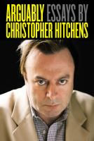 Book Cover: 'Arguably: Essays' by Christopher Hitchens