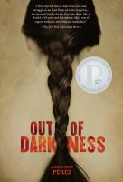 Book Cover: 'Out of Darkness' by Ashley Hope Pérez