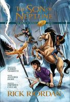 Heroes of Olympus, Book Two, The Son of Neptune: The Graphic Novel