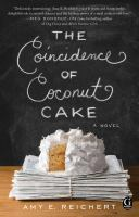 Coincidence of Coconut Cake
