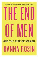 End of Men: and the Rise of Women