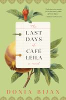 Last Days of Cafe Leila