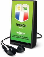 Basic French by Mango Languages [playaway]