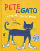 Pete el gato: I love my white shoes
