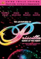 DVD image cover: The Adventures of Priscilla, Queen of the Desert