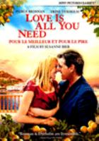 Love is all you need film cover
