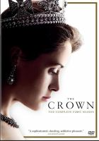 DVD cover image The Crown
