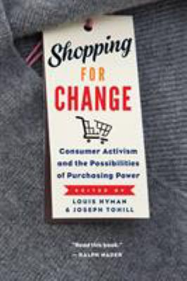 Shopping for change cover