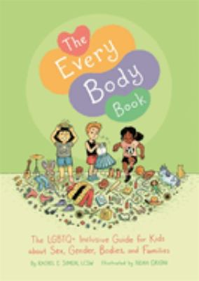 cover for the everybody book