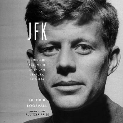 Book cover of JFK by Fredrik Logevall